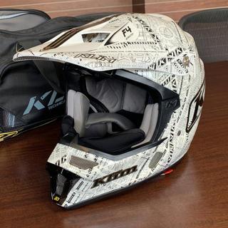 クライム(Klim)のKLIM スノーモービルヘルメット(ヘルメット/シールド)