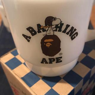 A BATHING APE - xmas SALE bape×snoopy×FireKing