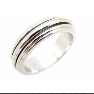 ピアジェ(PIAGET)の正規品 ピアジェ ポセッションリング #11 指輪 K18WG(リング(指輪))