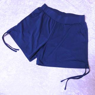 シマムラ(しまむら)の部屋着 トレーニング ショートパンツ (ルームウェア)