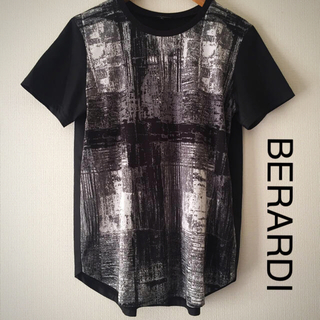 アントニオベラルディ(ANTONIO BERARDI)のBERARDI☆美品(Tシャツ(半袖/袖なし))