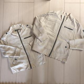 パプ(papp)のpapp 100.110 お揃いジャケット(ジャケット/上着)