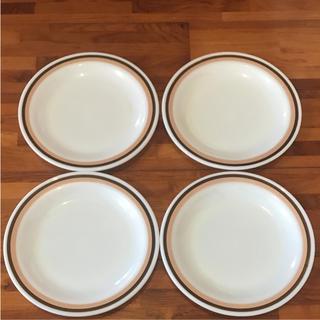パイレックス(Pyrex)のオールドパイレックス 大皿 4枚セット(食器)