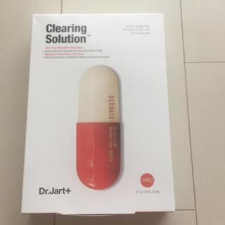ドクタージャルト(Dr. Jart+)のドクタージャルト Clearing Solution フェイスマスク(パック / フェイスマスク)