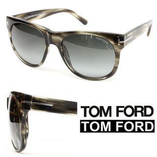 トムフォード(TOM FORD)の17 TOM FORD ブラック×グレー ミックスカラー サングラス(サングラス/メガネ)
