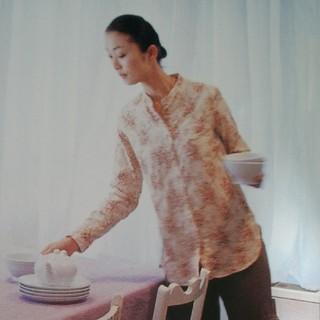 ハグオーワー(Hug O War)のハグオーワー cottonシャツ(シャツ/ブラウス(長袖/七分))