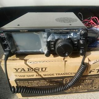 YAESU FT-991A(100W機)(アマチュア無線)