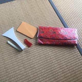 三味線 バチ 袋セット(三味線)