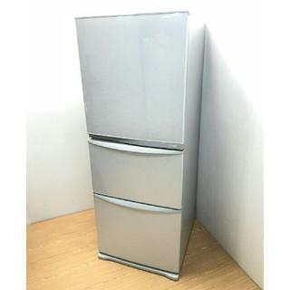 トウシバ(東芝)の冷蔵庫 東芝 自動製氷 シルバー 置けちゃうスリム(冷蔵庫)