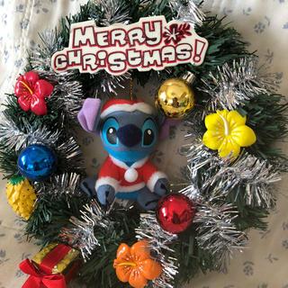ディズニー(Disney)のクリスマスリース(リース)