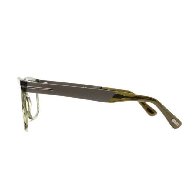 TOM FORD(トムフォード)の2TOM FORDグリーン メガネ/眼鏡 フレーム メンズのファッション小物(サングラス/メガネ)の商品写真