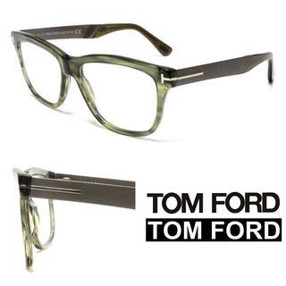 トムフォード(TOM FORD)の2TOM FORDグリーン メガネ/眼鏡 フレーム(サングラス/メガネ)