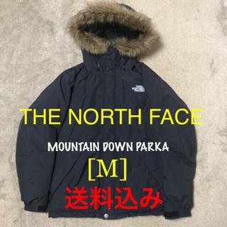 ザノースフェイス(THE NORTH FACE)のTHE NORTH FACE マウンテン ダウン パーカー [M](マウンテンパーカー)
