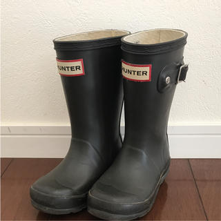 ハンター(HUNTER)のHunter レインブーツ UK8(長靴/レインシューズ)