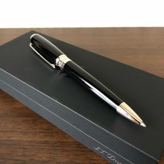 エステーデュポン(S.T. Dupont)のS.T. デュポン 高級筆記具 ボールペン 付属品完備!(ペン/マーカー)