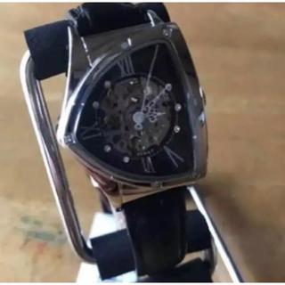 コグ(COGU)の新品✨コグ COGU フルスケルトン 自動巻き 腕時計 BS01T-BK(腕時計)