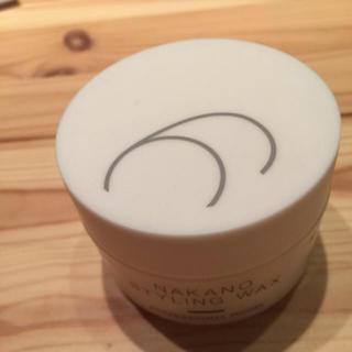 ナカノ(NAKANO)のナカノ スタイリングワックス 6 新品(ヘアワックス/ヘアクリーム)