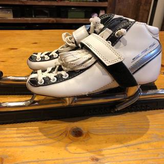 SSS スケート靴 21.5cm(ウインタースポーツ)