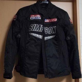 シンプソン(SIMPSON)のバイク レディースジャケット WL(装備/装具)