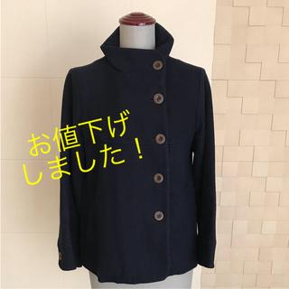 サマンサモスモス(SM2)の☆SM2 ショートコート ブルゾン スタディオクリップ  無印良品 (ブルゾン)