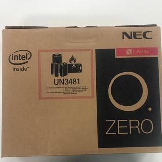 エヌイーシー(NEC)の[NEC]ZERO PC-HZ350GAS [ムーンシルバー](ノートPC)