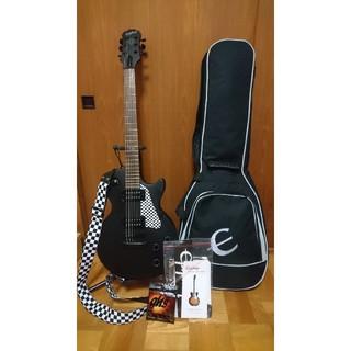 エピフォン(Epiphone)のエレキギター エピフォン レスポール スタジオ ゴシック(エレキギター)