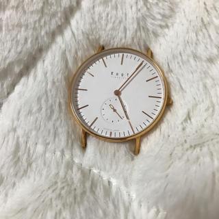 ノット(KNOT)のknot 時計 ローズゴールド(腕時計)