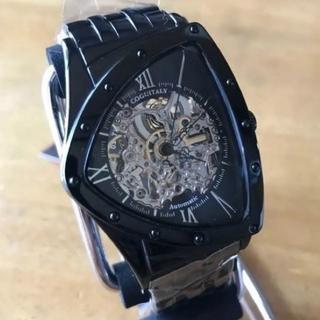 コグ(COGU)の新品✨コグ COGU 流通限定モデル フルスケルトン 腕時計 BNT-BBK(腕時計(アナログ))