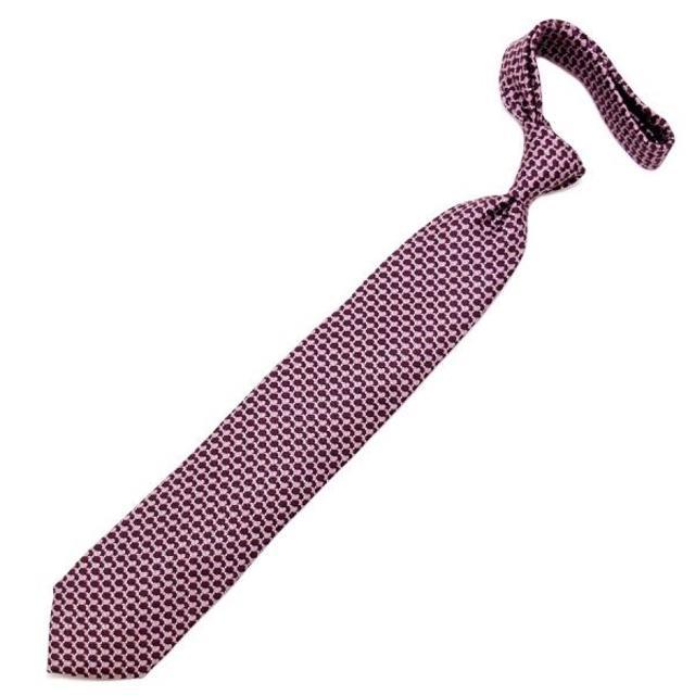 TOM FORD(トムフォード)の77 TOMFORD  パープル SILK100% ネクタイ メンズのファッション小物(ネクタイ)の商品写真