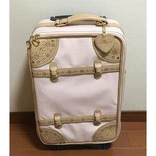 a6738bee88 ロディスポット(LODISPOTTO)のLODISPOTTO キャリーバッグ(スーツケース/キャリーバッグ)