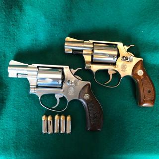 コクサイ S&W M36&60 2inセット(モデルガン)