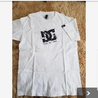 ディーシーシュー(DC SHOE)のDC アイボリー Tシャツ (Tシャツ/カットソー(半袖/袖なし))