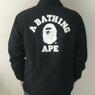 A BATHING APE - A BATHING APE コーチジャケット