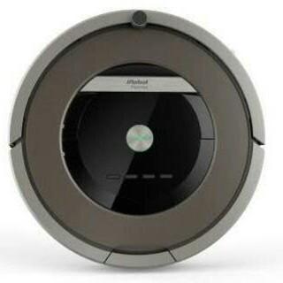 アイロボット(iRobot)のアイロボット ロボット掃除機 ルンバ870 グレ(掃除機)