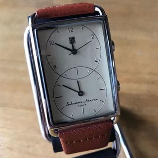 サルバトーレマーラ(Salvatore Marra)の新品✨サルバトーレマーラ クオーツ メンズ 腕時計 SM18108-SSCM(腕時計(アナログ))