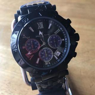 サルバトーレマーラ(Salvatore Marra)のサルバトーレ マーラ クロノグラフ 腕時計 SM8005-IPBKPL(腕時計(アナログ))