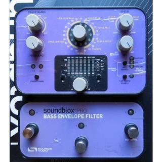 Source Audio / SA143 Bass Envelope Filte(ベースエフェクター)