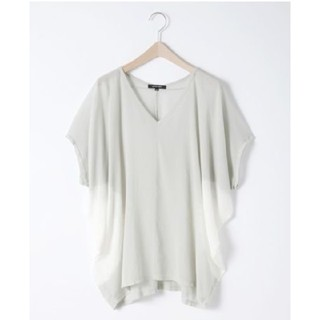 パドカレ(pas de calais)のパドカレ絞り染めプルオーバー2018SS(Tシャツ(半袖/袖なし))