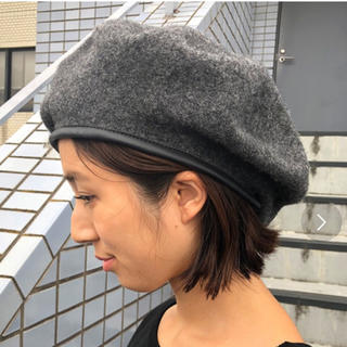フリークスストア(FREAK'S STORE)のFREAK'S STORE 【WEB限定】BIGベレー帽(ハンチング/ベレー帽)