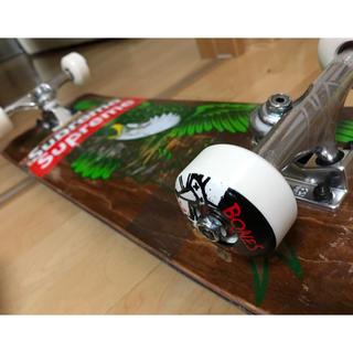 アンチヒーロー(ANTIHERO)のスケボー コンプリートセット(スケートボード)
