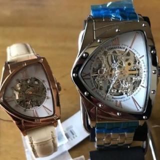 コグ(COGU)のペアセット コグ COGU フルスケルトン 自動巻き 腕時計 BS0TM-WRG(腕時計(アナログ))