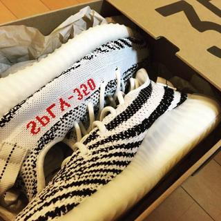 Adidas yeezy boost 350v2 zebra CP9654(スニーカー)