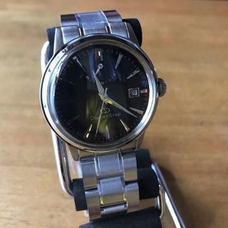 オリエント(ORIENT)の新品✨オリエントスター ORIENT STAR 腕時計 SAF02002B0(腕時計(アナログ))