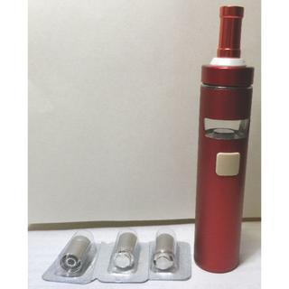 ジョイテック(Joyetech)のジョイテック eGo AIO D22 BOX、COIL3個付き USED 美品(タバコグッズ)
