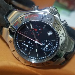 エベル(EBEL)のEBEL スポーツウェブ クロノグラフ E9251643(腕時計(アナログ))