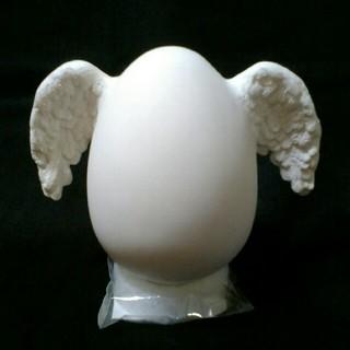 ジュンメン(JUNMEN)の願いのかなう 天使のたまご(置きもの)(置物)
