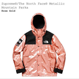 シュプリーム(Supreme)のSupreme North Face Metallic Mountain P M(マウンテンパーカー)
