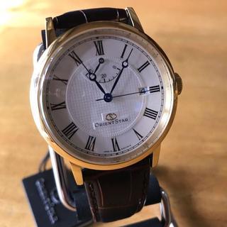 オリエント(ORIENT)の新品✨オリエントスター 自動巻き メンズ 腕時計 WZ0321EL(腕時計(アナログ))