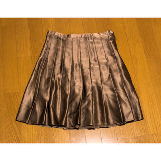 ジョゼフ(JOSEPH)のJoseph シルク100%フレアスカート(ひざ丈スカート)