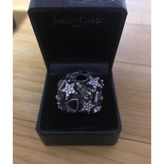 ジャスティンデイビス(Justin Davis)のジャスティスデイビス 指輪(リング(指輪))